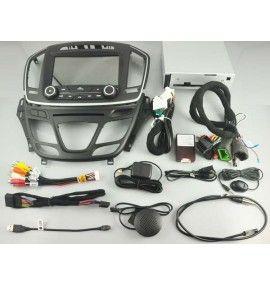 Autoradio GPS ANDROID 9.0 intégré Opel Insignia depuis 2013