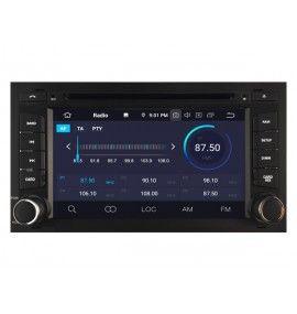Autoradio GPS ANDROID 9.0 MultiMedia intégré Seat Leon depuis 2013