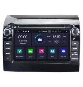 Autoradio GPS Android 9.0 Fiat Ducato, Peugeot Boxer et Citroën Jumper