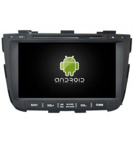 Autoradio GPS Android 10 Kia Sorento depuis 2013 - 1