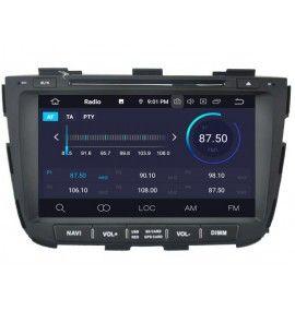 Autoradio GPS Android 9.0 Kia Sorento depuis 2013