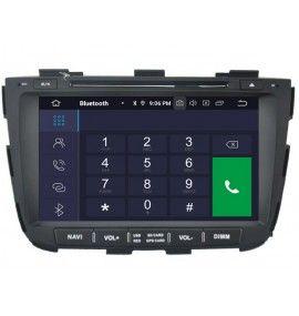 Autoradio GPS Android 10 Kia Sorento depuis 2013 - 4