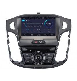 Autoradio GPS Android 9.0 FORD Focus de 2011 à 2015