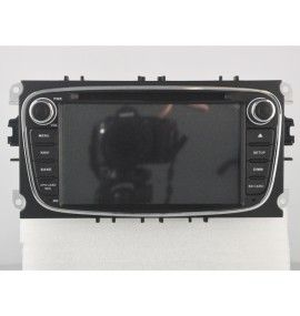 Autoradio GPS N Android 10 Ford Mondeo, Focus, S-Max, Galaxy - 5