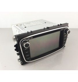 Autoradio GPS N Android 10 Ford Mondeo, Focus, S-Max, Galaxy - 9