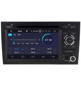 Autoradio GPS Android 10 Audi A4 S4 RS4 . - 2