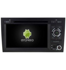 Autoradio GPS Android 10 Audi A4 S4 RS4 . - 4
