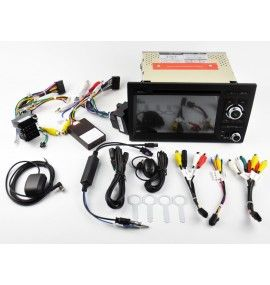 Autoradio GPS Android 10 Audi A4 S4 RS4 . - 14