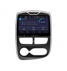 Autoradio GPS Android 10 Renault Clio 2013 à 2016 - 2