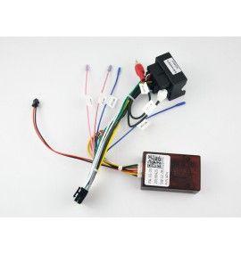 Autoradio GPS Android 10 Peugeot Partner, Expert, 307 et 207 - 8