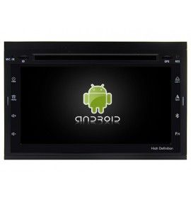 Autoradio GPS Android 10 Peugeot Partner, Expert, 307 et 207 - 3