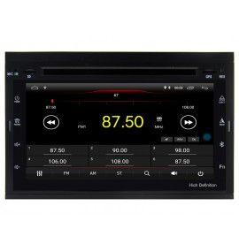 Autoradio GPS Android 10 Peugeot Partner, Expert, 307 et 207 - 5