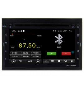 Autoradio GPS Android 10 Peugeot Partner, Expert, 307 et 207 - 7
