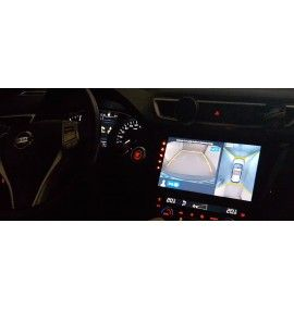 Autoradio GPS Android 9 Nissan Qashqai et X-Trail depuis 2014
