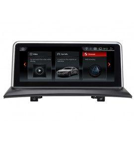 Autoradio GPS Android 9.0 BMW X3 Sans écran GPS d'origine