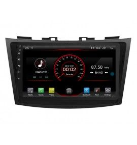 Autoradio GPS Android 9 Suzuki Swift depuis 2011