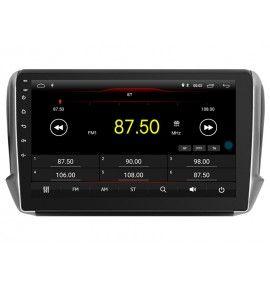 Autoradio GPS Android 9.0 Peugeot Partner, 307, 307 SW, 307 CC, 207, 207 CC, 207 SW
