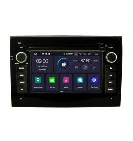 Autoradio GPS Android 9 Fiat Ducato, Peugeot Boxer et Citroën Jumper