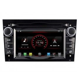 Autoradio N Android 10 GPS Opel Vauxhall Astra, Zafira, Corsa, Antara, Meriva, Vectra, Vivaro - 2