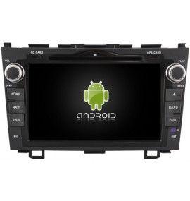 Autoradio GPS Android 10 Honda CR-V 2006 à 2011 - 3