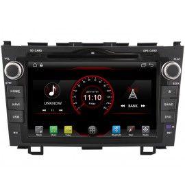 Autoradio GPS Android 10 Honda CR-V 2006 à 2011 - 1