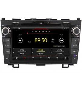 Autoradio GPS Android 10 Honda CR-V 2006 à 2011 - 2