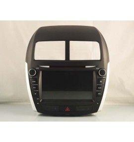 Autoradio GPS Android 10 Mitsubishi ASX, Peugeot 4008, Citroen C4 Aircross