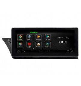 "Autoradio écran 10.2"" GPS Android 9.0 Audi A5 & A4 de 2009 à 2015/05 - 2"