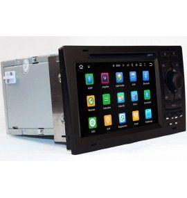 Autoradio GPS Android 9.0 AUDI A8, S8 de 1998 à 2002