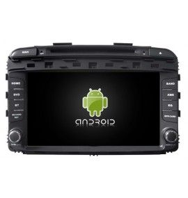 Autoradio GPS Android 10 Bluetooth Kia Sorento depuis 2015 - 3