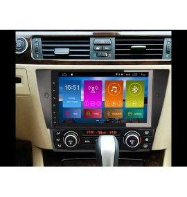 Autoradio GPS Android 10 BMW Série 3 E90 E91 E92 E93 2005 à 2012 - 5