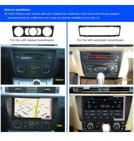 Autoradio GPS Android 10 BMW Série 3 E90 E91 E92 E93 2005 à 2012 - 6