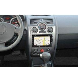 Autoradio GPS Android 9 Renault Megane 2 II
