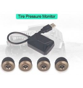 Capteurs pression des pneus (TPMS) pour autoradios ANDROID