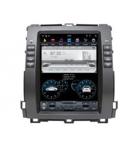 "Autoradio 10.4"" Android GPS Bluetooth Toyota Land Cruiser / Prado 120 de 2002 à  2009"