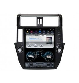 """Autoradio 12.1"""" ANDROID GPS Toyota Land Cruiser / Prado 150 de 2010 à 2013"""