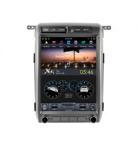 """Autoradio GPS 12.1"""" Android FORD F150 2009 à 2014 - 1"""