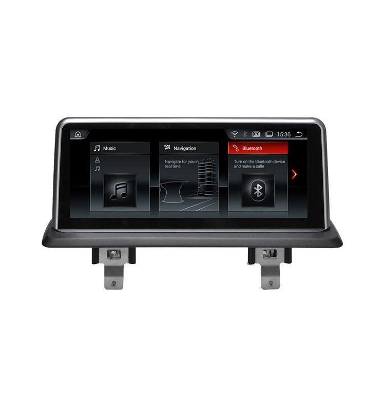 Autoradio GPS Android 10 BMW série 1 Sans écran GPS d'origine - 5