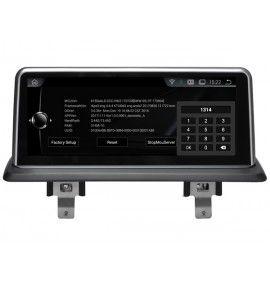 Autoradio GPS Android 10 BMW série 1 Sans écran GPS d'origine - 7