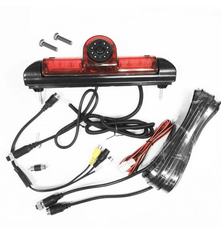 Caméra de recul CCD Feux de stop Fiat Ducato 250, Jumper II, Boxer II