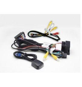 Autoradio GPS Android 10 BMW série 1 Sans écran GPS d'origine - 12