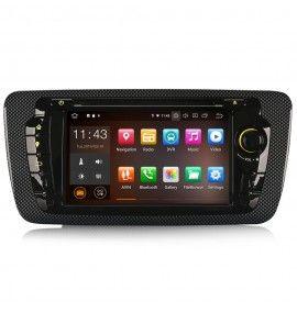 Autoradio GPS Android 10 Seat Ibiza depuis 2008 - 1