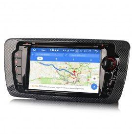 Autoradio GPS Android 10 Seat Ibiza depuis 2008 - 5