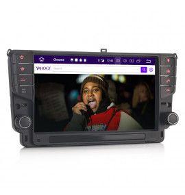 Autoradio GPS Android 9.0 Volkswagen Golf 7