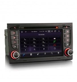 Autoradio GPS Android 10 Audi A4, S4 et RS4 - 2