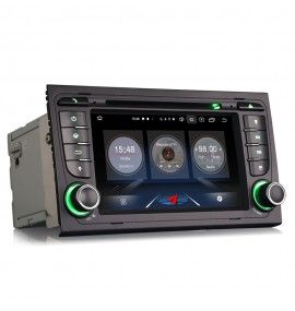 Autoradio GPS Android 10 Audi A4, S4 et RS4 - 4