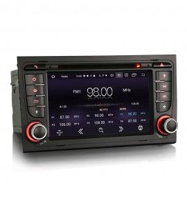 Autoradio GPS Android 10 Audi A4, S4 et RS4 - 5