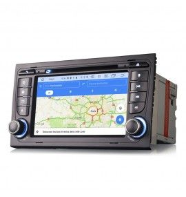 Autoradio GPS Android 10 Audi A4, S4 et RS4 - 6