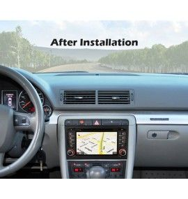 Autoradio GPS Android 10 Audi A4, S4 et RS4 - 7