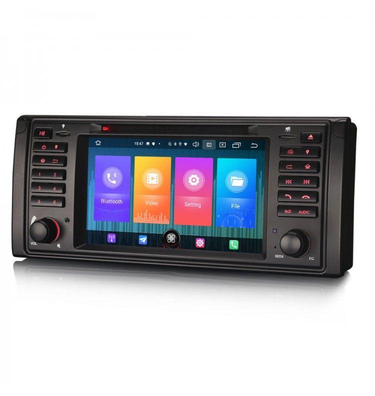 Autoradio GPS Android 9 BMW E39 série 5